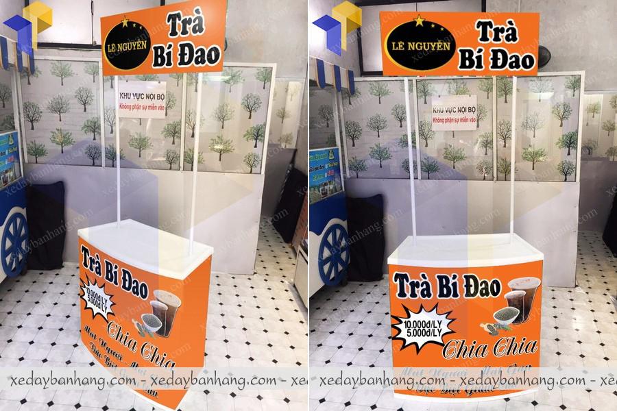 booth nhựa hội chợ giá rẻ