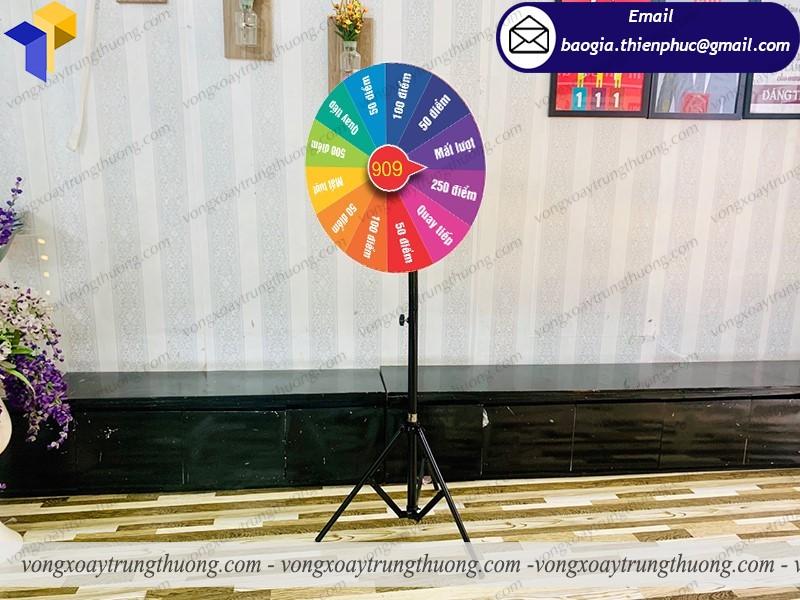 vòng quay trúng thưởng mini game giá rẻ