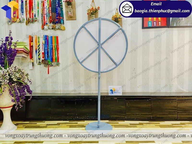 thiết kế vòng quay tri ân khách hàng
